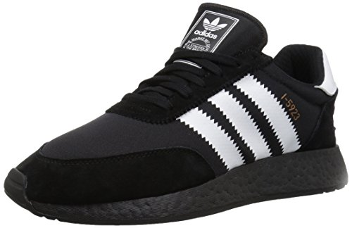 adidas Originals Men's I-5923 Running Shoe, Black/White/Copper Metallic, 5 M US