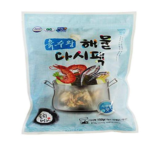 Dried Mix seafood Anchovy