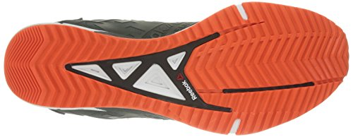 Formazione Reebok flux white Orange Scarpe Sage Crossfit Sprint Dark Tr qIFxwP