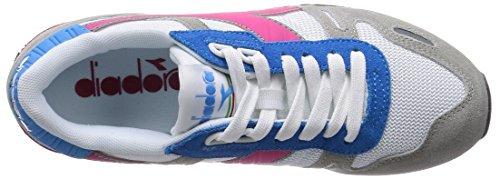 weiß Diadora Pumps Titan W EU 36 Ii Damen blau pink W0rwnI5q0x