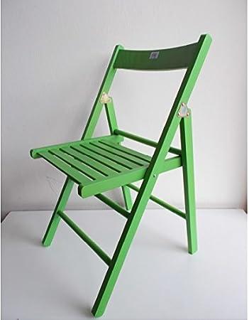 Klappstuhl camping holz  4 Klappstühle Bierzeltgarnitur Stuhl aus Holz Buche abschließbar ...