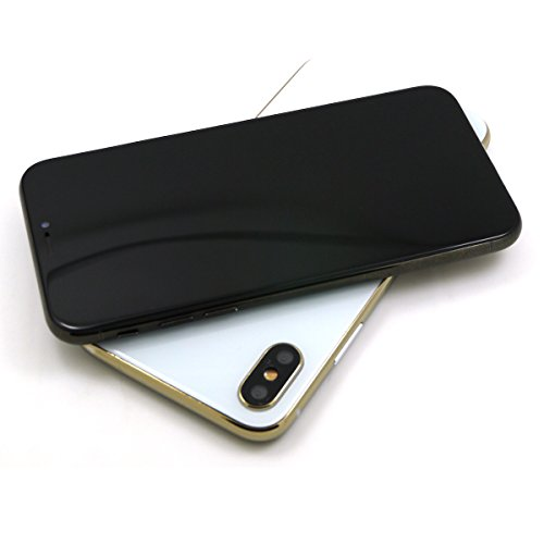Non-working Replica Phone Dummy Display Phone for Phone X (Silver - black screen)