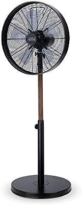 IKOHS Harper - Ventilador de Pie Oscilante, 50W, 3 Velocidades ...