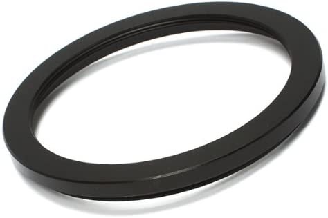 72mm Lens to 49mm Accessory Pixco 72-49mm Step-Down Metal Adapter Ring