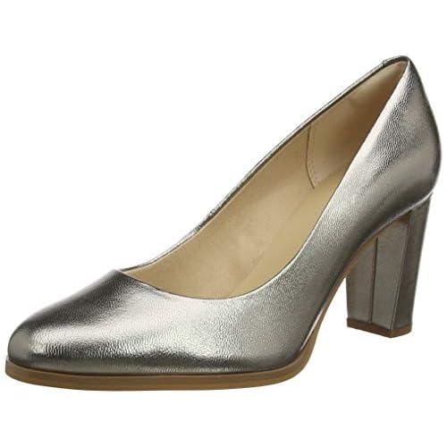 chollos oferta descuentos barato Clarks Kaylin Cara Zapatos de Tacón para Mujer Gris Stone Stone 39 5 EU