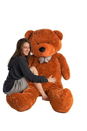 (Mr. Bear Cares Giant Stuffed 80