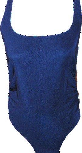 Traje de baño para les mujeres embarazades 1053 Azul Oscuro