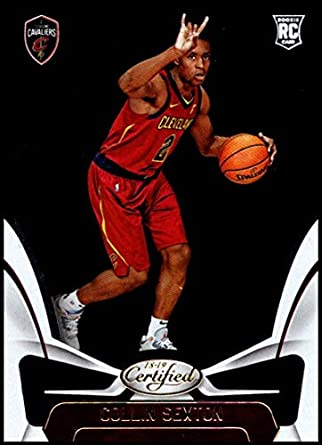 2018-19 Certified Basketball  158 Collin Sexton Cleveland Cavaliers RC  Rookie Official NBA Trading a46381708