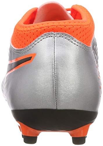 Scarpe Argento Ag Puma Silver Calcio puma Syn puma Uomo shocking 01 One Orange 4 Black Da Iwq8w