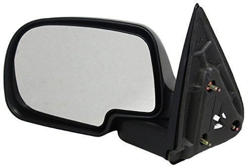 02 Chevrolet Suburban Manual - NEW LH DOOR MIRROR FITS CHEVY 00-06 SUBURBAN 1500 2500 02-06 TAHOE MANUAL 25876714 GM1320230 955-068 15106007 25876714 62030G GM59L