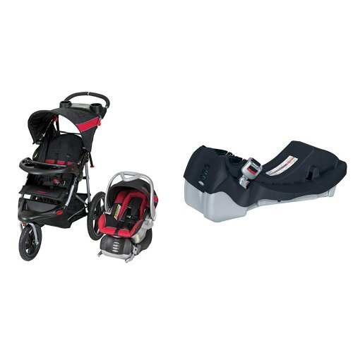 Baby Expedition Jogging Stroller Travel System - 9