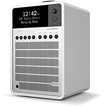 Amazon.com: REVO SuperSignal Deluxe Radio with DAB/DAB+/FM