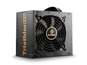 Enermax Triathlor ECO 450W Power Supply ATX 450 Power Supply ETL450AWT-M by Enermax