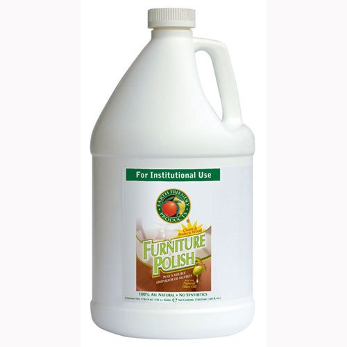 Furniture Polish ,gallon -- 4 per case by Earth Friendly