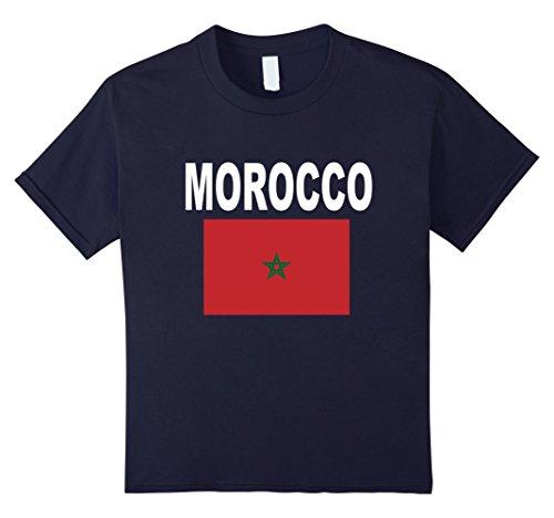 moroccan flag dress - 2