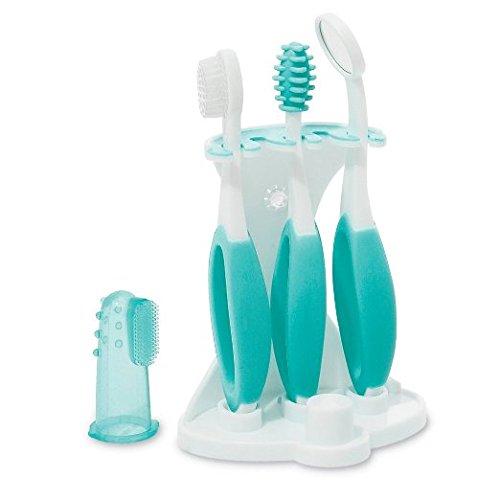 Summer Infant Oral Care Kit, Teal/White - 2 Sets