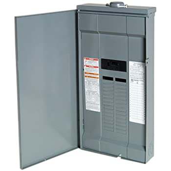 Image of Square D by Schneider Electric QO130M200PRB Square D Breaker Load Center, 120/240 Vac, 200 A, Main Home Improvements
