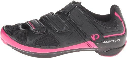 Pearl Izumi PI Shoes SELECT Road III Hot Pink/Black 38.0 Women