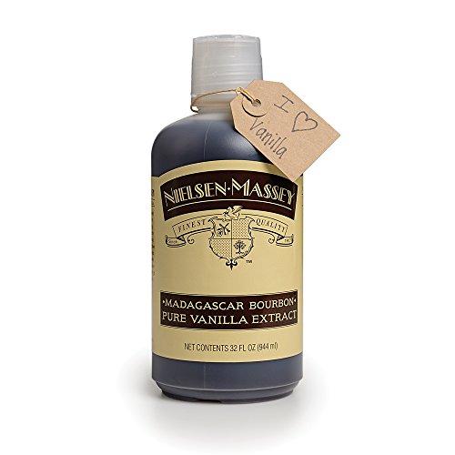 Nielsen-Massey Vanillas Madagascar Bourbon Pure Vanilla Extract, 32 Fluid Ounce