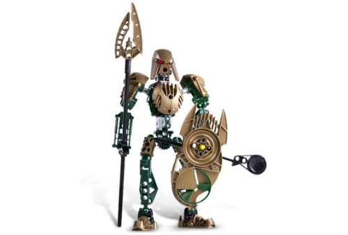 Edition Special Bionicle (Lego 50th Anniversary Special Edition Bionicle Series #8762 - Toa Iruini with)