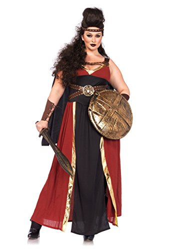 Leg Avenue Women's Plus Size Regal Warrior ()