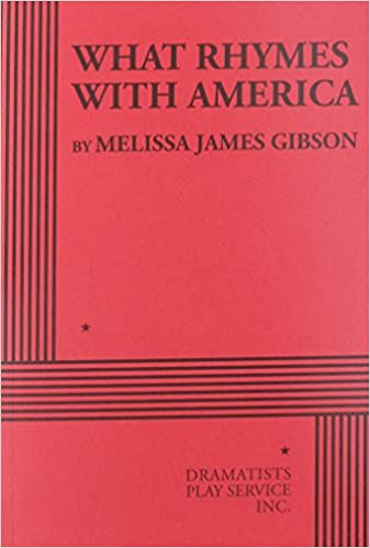 Amazon.com: What Rhymes With America (9780822229148): Melissa ...