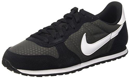 Nike WMNS Genicco, Chaussures de Running Entrainement Femme, Noir Noir (Black/White-anthracite 012)