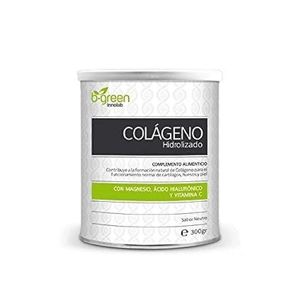 Colágeno Hidrolizado 300 gr. de B.Green