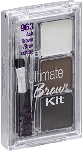 wet n wild ultimate brow kit - 9