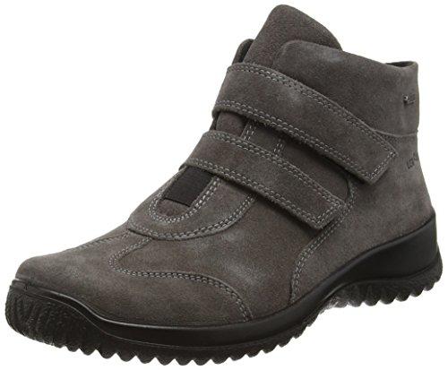 Legero Softboot Halb - Zapatillas Mujer Gris (Ematite 88)