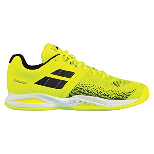 BABOLAT Propulse Blast Clay Men's Tennis Shoes yellow u3Zhfi