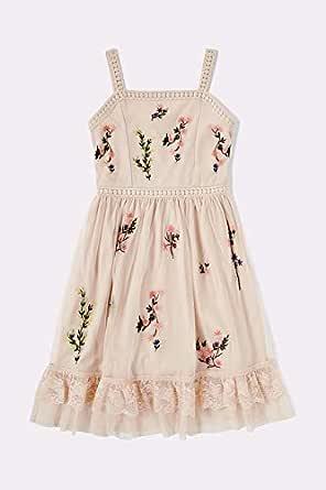 فستان للفتيات للمناسبات الخاصة من اف جي 4، لون - المقاس 15 - 16 سنة