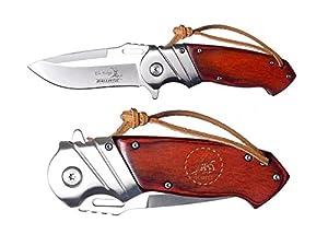 Elkridge 3.5'' Spring Assisted Folding Pocket Knife ERA003SW - Choose Your Design from NDZ Performance