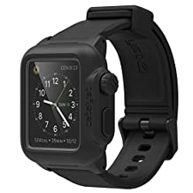 Catalyst Waterproof Shock Resistant Case for Apple Watch 42mm Series 1 - Stealth Black