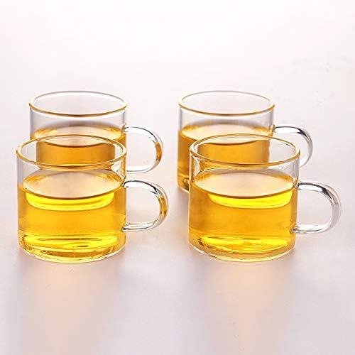 Glass Tea Cup Coffee Mug