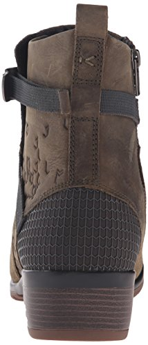 W Women's Keen M W Boot Morrison 5 Caper US Brown Mid 9 rr7tdx1