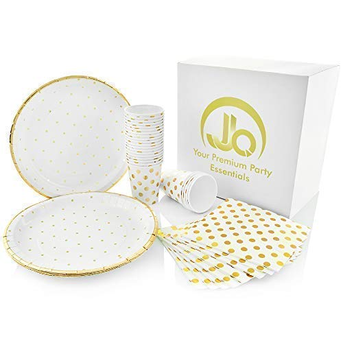 Disposable Party Supplies - Set of 24 |