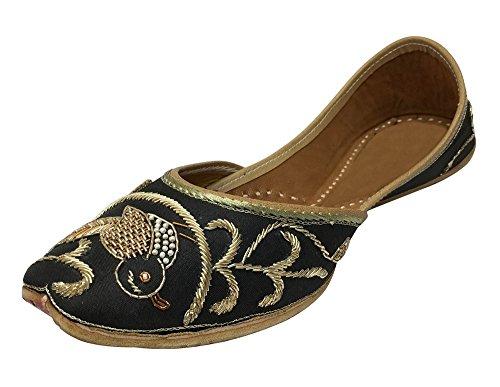 Pour Femme n Step Sandales Noir Noir Style 7tpxqw6