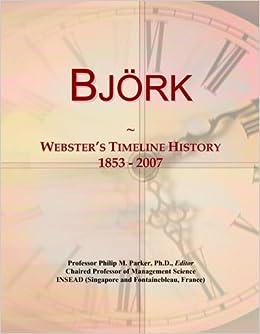 U Torrent Descargar Bj¿rk: Webster's Timeline History, 1853 - 2007 It PDF