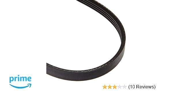 Gates 240J4 Micro-V Belt 240J Size 24 Length 4 Rib J Section 3//8 Width