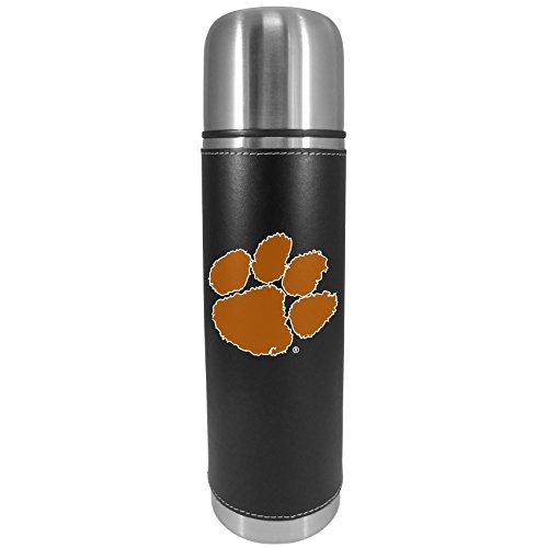 Clemson Tigers Thermos - Siskiyou NCAA Clemson Tigers Graphics Thermos, 26 oz
