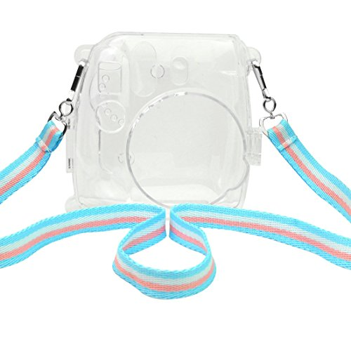 Fujifilm Instax Camera Case- Yookat PVC Camera Case Cover