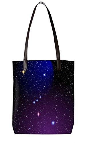 Snoogg Strandtasche, mehrfarbig (mehrfarbig) - LTR-BL-4877-ToteBag