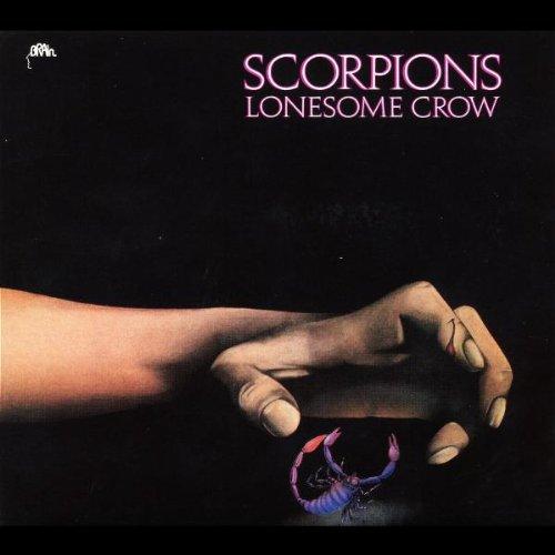 CD : Scorpions - Lonesome Crow