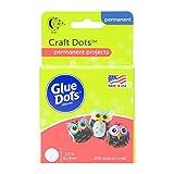 Glue Dots Craft Dots Adhesive, 1/2