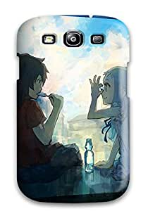 Hot Style LVqpfCI1111kdrTk Protective Case Cover For Galaxys3(anohana)