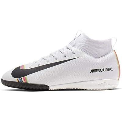 Nike CR7 Kids SuperflyX 6 Academy Indoor Soccer Shoe (2)