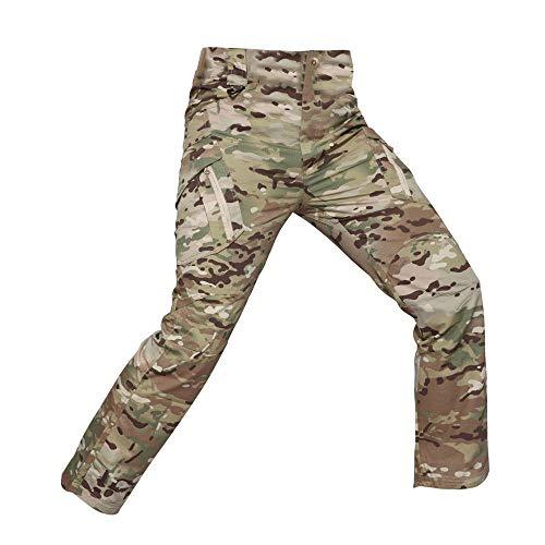 Tattici Di Multicolore Casual Jiameng Militare Tuta Da Dell'esercito Carico All'aperto Combattimento Dei Lavoro Pantaloni Casuale Uomo awqZU0rZR4