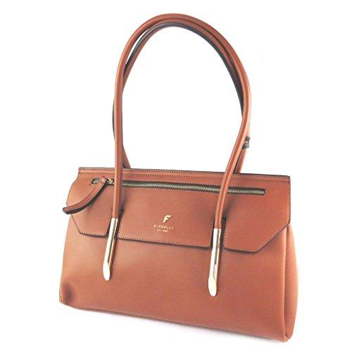 "Fiorelli [N9142] - Sac créateur ""Fiorelli"" marron tan (3 compartiments) - 37x23x14 cm"