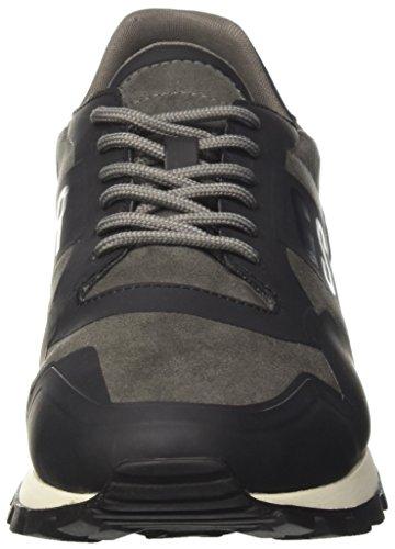 Bikkembergs Grey Homme Gris ER Fend 944 400 Baskets Noir rOr0qI6